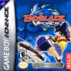Beyblade VForce: Ultimate Blader Jam - GBA (Cartridge Only )