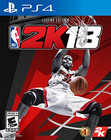 NBA 2K18: Legend Edition - PS4 {Brand New}