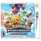Pokemon Mystery Dungeon: Gates To Infinity - 3DS