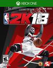 NBA 2K18: Legend Edition - Xbox One {Brand New}