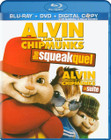 Alvin and the Chipmunks: The Squeakquel - Blu-Ray