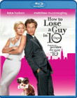How to Lose A Guy in 10 Days - Blu-Ray