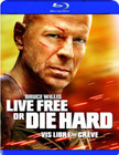 Live Free or Die Hard - Blu-Ray