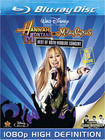 Hannah Montana & Miley Cyrus:  Best of Both Worlds Concert: The 3-D Movie - Blu-ray