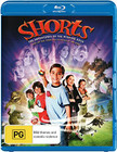 Shorts: The Adventures of the Wishing Rock - Blu-ray