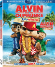 Alvin and the Chipmunks: Chipwrecked - Blu-ray