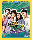 Camp Rock 2: The Final Jam Extended Edition - Blu-ray