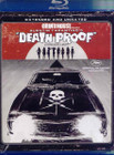 Death Proof: Extended and Unrated Edition - Blu-ray