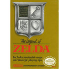 The Legend of Zelda - NES [CIB] (Box Damage)