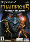 Champions: Return to Arms - PS2
