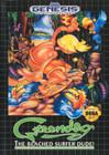 Greendog: The Beached Surfer Dude! - Sega Genesis