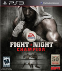 Fight Night Champion - PS3 (Disc Only)