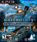 Air Conflicts: Pacific Carriers - PS3 (Disc Only)