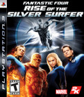Fantastic Four: Rise of the Silver Surfer - PS3 (Disc Only)