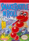 Snake Rattle n Roll- NES (Cartridge Only)