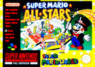Super Mario All-Stars / Super Mario World - SNES (Cartridge only)