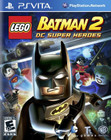 LEGO Batman 2: DC Super Heroes - PS Vita (Cartridge Only)