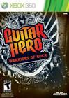 Guitar Hero: Warriors of Rock - XBOX 360