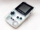Game Boy Color Console Neotones Ice CGB-001 (Used - GBC008)