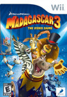 Madagascar 3: The Video Game - Wii (Disc Only)