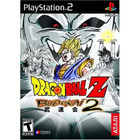 Dragon Ball Z: Budokai 2 - PS2 (Disc Only)
