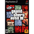 Grand Theft Auto III - PS2 - Disc Only