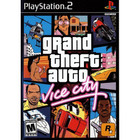 Grand Theft Auto: Vice City - PS2 (Disc Only)
