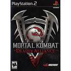 Mortal Kombat: Deadly Alliance - PS2 (Disc Only)