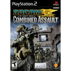Socom U.S. Navy Seals: Combined Assault - PS2 - Disc Only