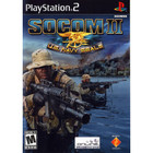 SOCOM II: U.S. Navy SEALs - PS2 - Disc Only