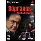 The Sopranos: Road To Respect - PS2 - Disc Only