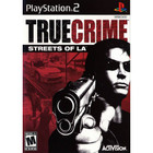True Crime: Streets Of LA - PS2 (Disc Only)