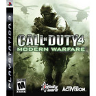 Call Of Duty 4: Modern Warfare - PS3 (Disc Only)