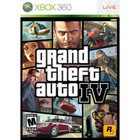 Grand Theft Auto IV - XBOX 360 - Disc Only