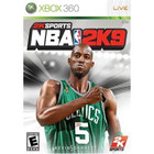 NBA 2K9 - XBOX 360 - Disc Only