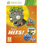 Popcap Games Collection: Plants Vs. Zombies, Peggle, Zuma - XBOX 360 - Disc Only