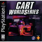 Cart World Series - PS1 - Disc Only