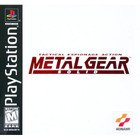 Metal Gear Solid: Disk 1 - PS1 - Disc Only