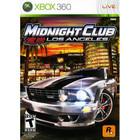 Midnight Club LA - XBOX 360 [Brand New]