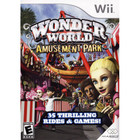 Wonder World Amusement Park - Wii [Brand New]