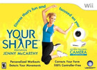 Your Shape featuring Jenny McCarthy - Wii [Brand New]