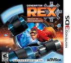 Generator Rex: Agent of Providence - 3DS [Brand New]