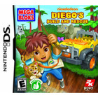 Diego: Mega Blocks Build & Rescue - DSI / DS
