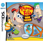Disney's Phineas And Ferb: Ride Again - DSI / DS