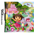 Dora Birthday Adventure - DSI / DS