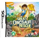 Go Diego Go Dinosaur Rescue - DSI / DS [Brand New]