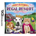 Paws & Claws Regal Resort - DS [Brand New]