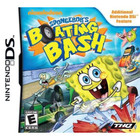 Spongebob's Boating Bash - DSI / DS