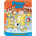 Family Guy: Volume 3 - DVD (Box Set)