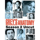 Grey's Anatomy: The Complete Second Season Uncut - DVD (Box Set)